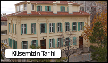 Azize Tereza Kilisesi – Ankara Azize Tereza Kilisesi Resmi